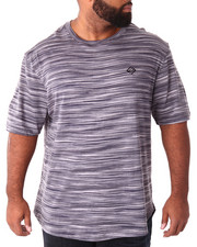 Men - Heathered T-Shirt w/ Fishtail (B&T)