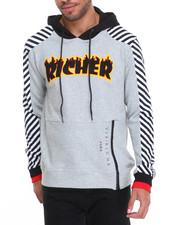 Men - Richer Pullover Hoodie