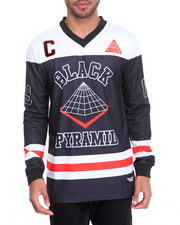 Men - O H B Hockey - Style Jersey