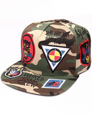 Men - HAWKER PATCH SNAPBACK
