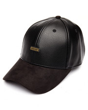 Men - LEATHER DAD CAP