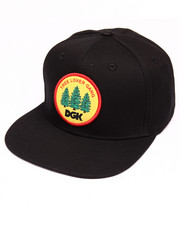 Men - Tree Lover Gang Snapback Cap