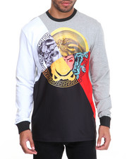 Men - Multi Medusa L/S Tee