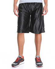 Basic Essentials - Basic Heavyweight Dazzle Solid Nylon Shorts