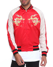 Men - Wingfoot Champ Varsity Jacket