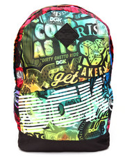 DGK - Trippy Angle Deluxe Backpack