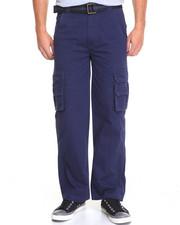 Men - Basic Twill Cargo Pants