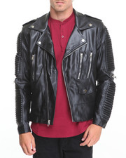 Men - DETENTION MOTO JACKET