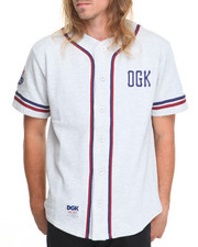 Men - Infield Custom Baseball Jersey