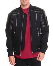 Men - SAINT NUEVA MOTO BOMBER JACKET