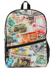 Boys - PAPER MONEY BACKPACK