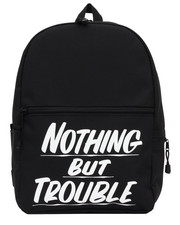 Backpacks - MOJO X BARON VON FANCY NOTHING BUT TROUBLE BACKPACK