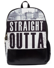 Backpacks - STRAIGHT OUTTA BACKPACK