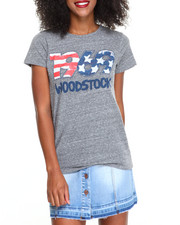 Tops - Woodstock Tee