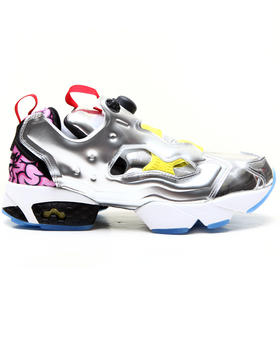 Shoes - INSTAPUMP FURY OG Villian - Silver