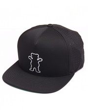 Men - OG Bear Tech Mesh Trucker Snapback Cap
