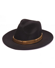 Men - STANLEY CHAIN FEDORA