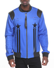Men - Shooting Star Bomber Jacket