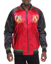Buyers Picks - Japan - Style Poly - Satin Souvenir Jacket