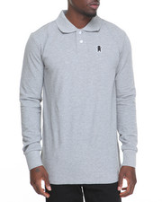 Shirts - Fisher Creek L/S Polo