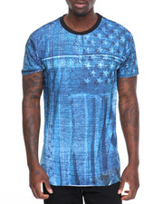 Buyers Picks - Imperious Vintage Flag - Print S/S Tee
