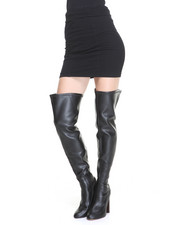 Women - MACALLA THIGH HIGH BOOTS
