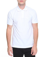 Shirts - Colt Logo Embo Solid Pique Polo