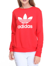 Women - TREFOIL SWEATSHIRT