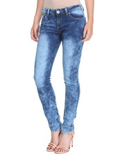 Women - Cloud Wash 5 Pocket Skinny Jean