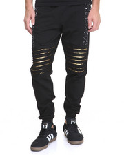 Pants - Paint Splatter Jogger