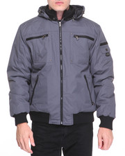 Outerwear - Amped Fashion Motorcycle Jacket