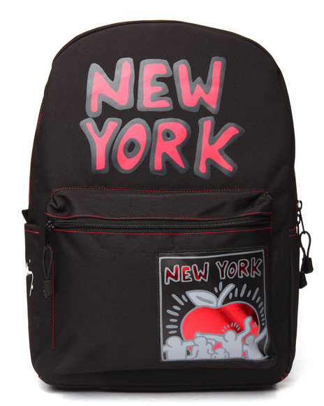 Buy Keith Haring New York Backpack Men S Accessories From