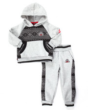 Sets - 2 PC FAIRISLSE HOODY SET (2T-4T)