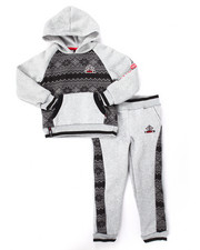 Boys - 2 PC FAIRISLSE HOODY SET (4-7)