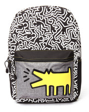 Backpacks - KEITH HARING DOG BACKPACK