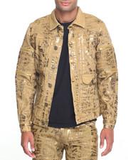 Outerwear - Vintage Americana Signature Moto Denim Jacket