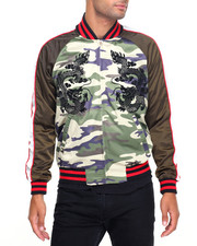 Men - Kung Fu Souvenir Jacket
