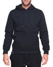 Buyers Picks - Moto Quilted Hoody