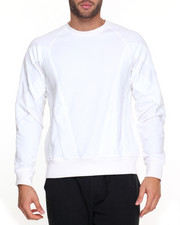 Men - Astro Velour Trim Sweatshirt
