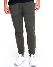 Buyers Picks - Quilt Stitch Fleece Jogger