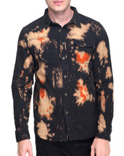 Men - Bleached Button Down