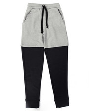 Boys - 2-FER LAYERED JOGGERS (8-20)