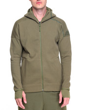 Men - Z N E ZIP - UP HOODIE