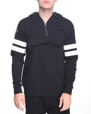 Men - Athletic Hoodie w Kangaroo Pocket
