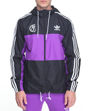 Adidas - REAL MADRID WINDBREAKER