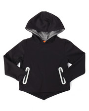 Hoodies - REFLECTIVE TECH FLEECE HOODIE (4-7)