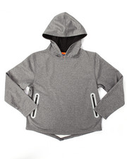 Hoodies - REFLECTIVE TECH FLEECE HOODIE (8-20)