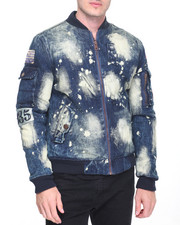 Men - Heritage Denim Jacket