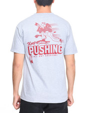 Shirts - Pushing Tee
