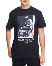 Shirts - The Block Tee